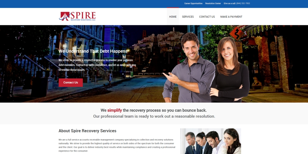 Spire Recovery Solutions