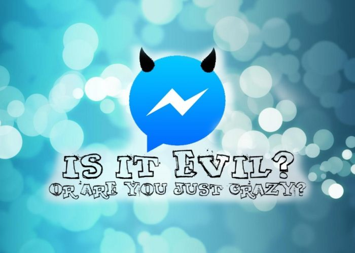 Mythbusting the Facebook Messenger App